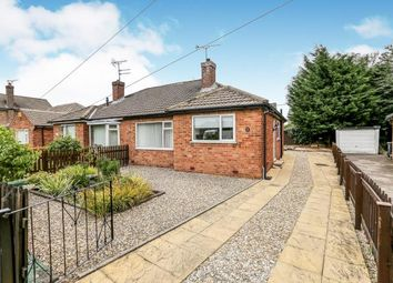 Thumbnail 2 bed bungalow for sale in Knox Avenue, Harrogate, North Yorkshire
