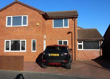 Thumbnail 5 bed detached house for sale in Llys Y Mynydd, Kinmel Bay, Rhyl