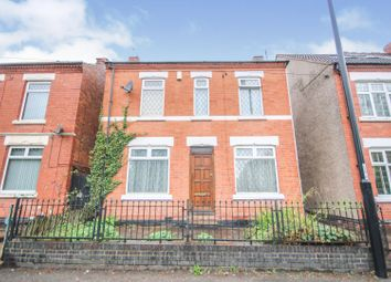 3 bed detached house for sale in Hall Green Road, Coventry CV6