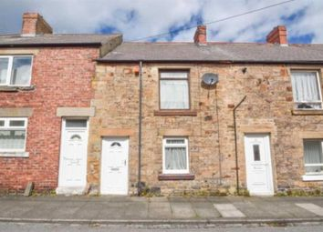 Thumbnail 2 bed terraced house to rent in South Cross Street, Leadgate, Consett