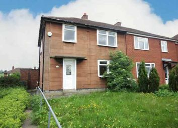 Thumbnail 3 bed semi-detached house for sale in Heathcote Drive, Chesterfield, Derbyshire