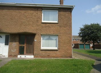 Thumbnail 2 bed terraced house to rent in Kirkley Drive, Ashington