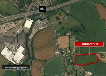 Thumbnail Land for sale in Waterloo Road, Lisburn, County Down