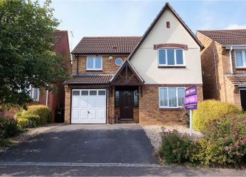 Thumbnail 4 bed detached house for sale in Ashwood Drive, Yeovil