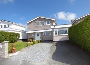 Thumbnail 3 bed detached house for sale in Rhodfa Shorney, Valley, Holyhead, Sir Ynys Mon