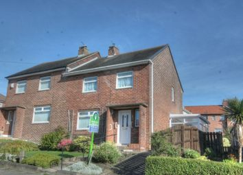 3 bed semi-detached house for sale in Ridsdale Avenue, Newcastle Upon Tyne NE5