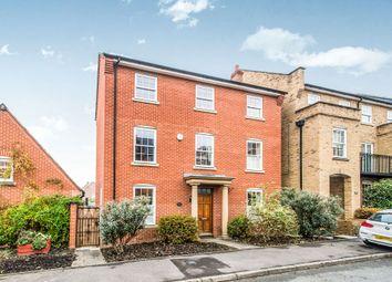 Thumbnail 5 bed detached house for sale in Rockbourne Road, Sherfield-On-Loddon, Hook
