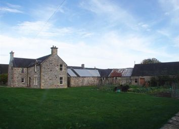 Thumbnail 4 bed farmhouse for sale in Green Street, Rothes, Aberlour