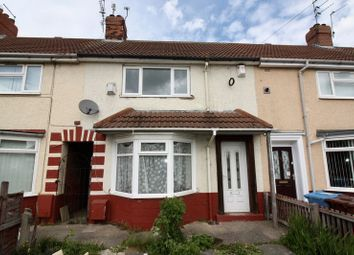 Thumbnail 2 bed terraced house for sale in 5th Avenue, Hull