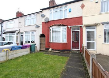 Thumbnail 2 bed terraced house for sale in Haydn Road, Dovecot, Liverpool