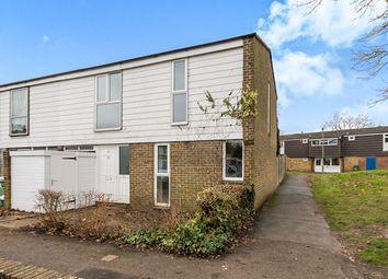 Thumbnail 3 bedroom property for sale in Tweedsmuir Close, Basingstoke