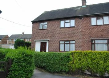 Thumbnail 3 bed semi-detached house to rent in Chiltern Place, Knutton, Newcastle