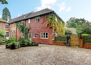 Thumbnail 5 bed semi-detached house for sale in The Ridge, Cold Ash, Thatcham, Berkshire