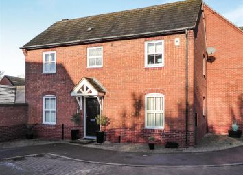 Thumbnail 3 bed detached house for sale in Flannagan Way, Coalville