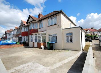 Thumbnail 2 bed flat for sale in Woodside Avenue, Wembley, Middlesex