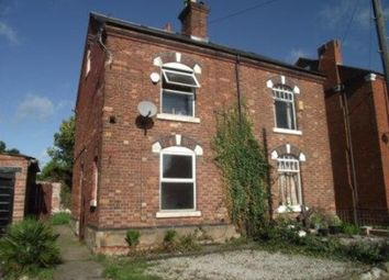 Thumbnail 2 bed semi-detached house to rent in Arnold Road, Nottingham