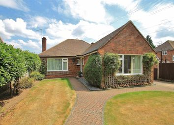 Thumbnail 2 bed detached bungalow for sale in Broadmead Road, Send, Woking