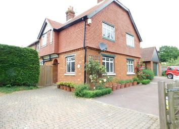 Thumbnail 3 bed semi-detached house to rent in Back Lane, Horsmonden