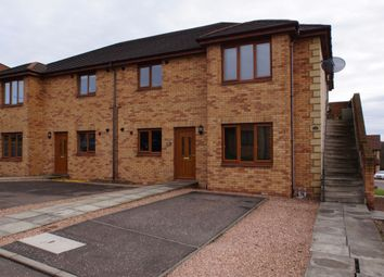 Thumbnail 2 bed flat for sale in Riverside Way, Leven