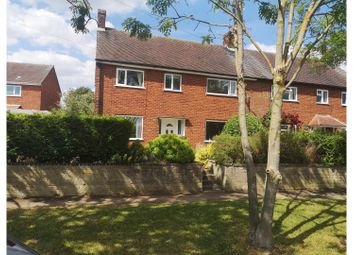 Thumbnail 4 bed semi-detached house for sale in Lower Kirklington Road, Southwell