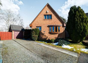 Thumbnail 3 bed detached house for sale in Mclean Walk, Newtongrange, Dalkeith