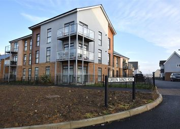 Thumbnail 2 bed flat for sale in Green Sands Road, Patchway, Bristol