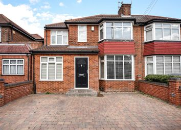 Thumbnail 4 bed semi-detached house for sale in Ladycroft Walk, Stanmore