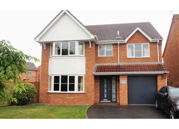 Thumbnail 4 bed detached house for sale in Wintergold Avenue, Spalding