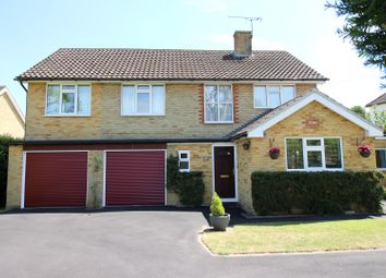 Thumbnail 4 bed detached house for sale in Lower Road, Bookham