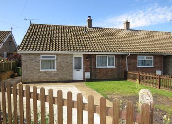 Thumbnail 2 bed semi-detached bungalow for sale in Fengate, Heacham, King's Lynn