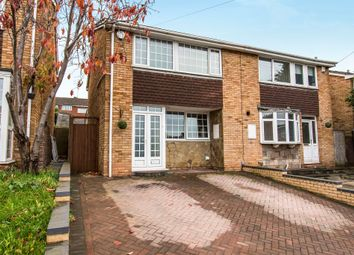 Thumbnail 3 bedroom semi-detached house for sale in Old Walsall Road, Great Barr, Birmingham