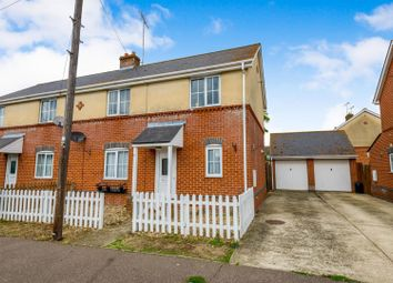 Thumbnail 3 bedroom semi-detached house for sale in Barbrook Lane, Tiptree, Colchester