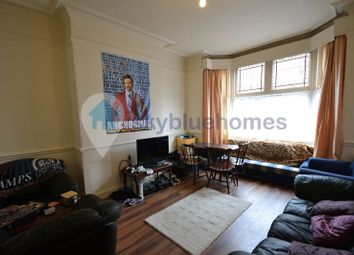 Thumbnail 8 bed terraced house to rent in St. Albans Road, Leicester
