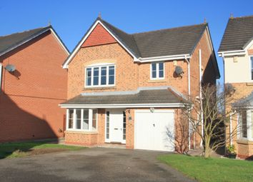 Thumbnail 4 bed detached house to rent in 10 Kensington Way, Kingsmead, Northwich, Cheshire