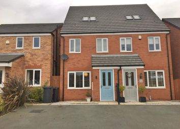 Thumbnail 3 bed semi-detached house to rent in Greylag Gate, Newcastle-Under-Lyme