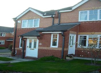 Thumbnail 2 bed semi-detached house to rent in Croft Close, Mapplewell, Barnsley