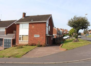 Thumbnail 3 bed detached house for sale in Blandford Drive, Wordsley, Stourbridge