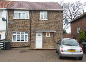 Thumbnail 1 bed maisonette to rent in Ramscroft Close, London
