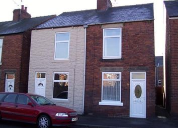 Thumbnail 2 bed semi-detached house to rent in Redvers Buller Road, Chesterfield