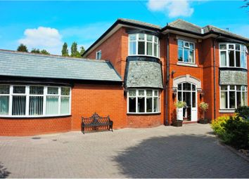 Thumbnail 4 bed detached house for sale in Kings Road, Hazel Grove, Stockport