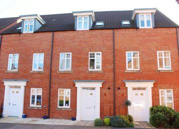 Thumbnail 3 bed terraced house for sale in Collett Road, Norton Fitzwarren, Taunton, Somerset