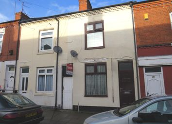Thumbnail 3 bedroom terraced house for sale in Cecil Road, Leicester