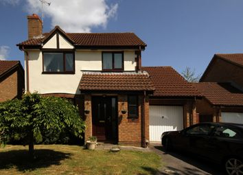 Thumbnail 3 bedroom detached house for sale in Morie Close, Sparcells, Swindon