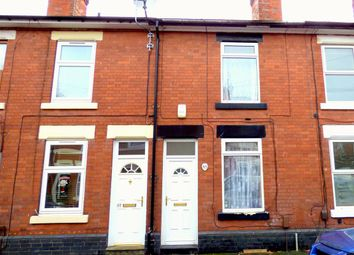 Thumbnail 2 bedroom terraced house to rent in Moss Street, Derby