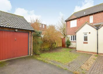 Thumbnail 3 bed semi-detached house for sale in Quarrington Close, Thatcham