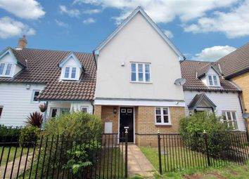 Thumbnail 3 bed terraced house for sale in Lysander Drive, Ipswich