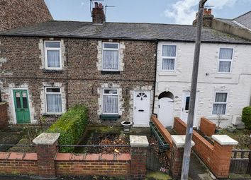 Thumbnail 2 bed terraced house for sale in St. Nicholas Street, Norton, Malton