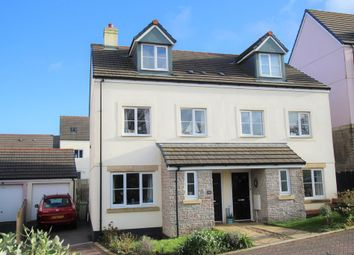 Thumbnail 4 bed semi-detached house for sale in King Charles Street, Falmouth