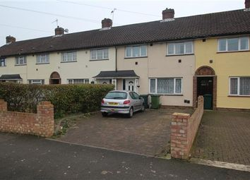 Thumbnail 3 bed terraced house for sale in Clare Road, Stanwell, Staines