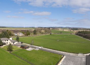 Thumbnail 5 bed equestrian property for sale in Northrigg Road, Bathgate
